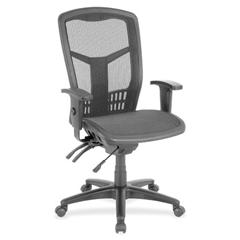 llr86200 lorell lorell 86000 series executive mesh back chair
