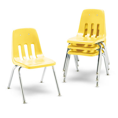 9000 Series Classroom Chairs, 16