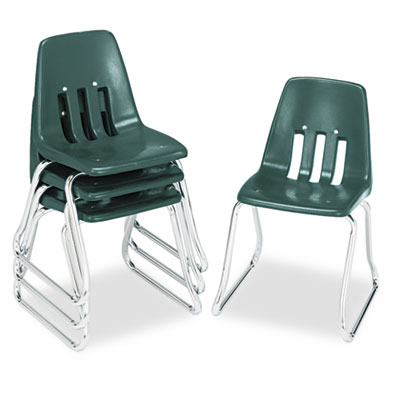 9600 Classic Series Classroom Chairs, 14