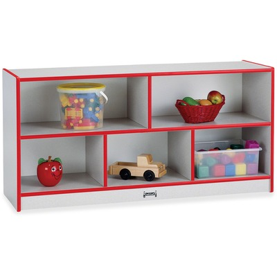 Rainbow Accents Rainbow Low Open Single Storage Shelf - 29.5