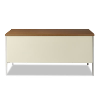 Alesd6030pc Alera Double Pedestal Steel Desk Metal Desk