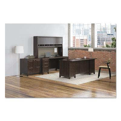 Enterprise Collection 30w Two-Drawer Lateral File, Mocha Cherry