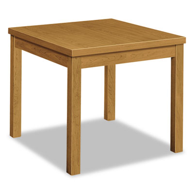 Laminate Occasional Table, Square, 24w X 24d X 20h, Harvest
