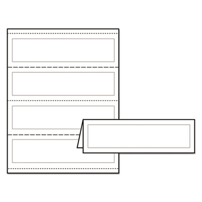Avery Templates 5305 Card Avery Tent Card Template Avery 05309