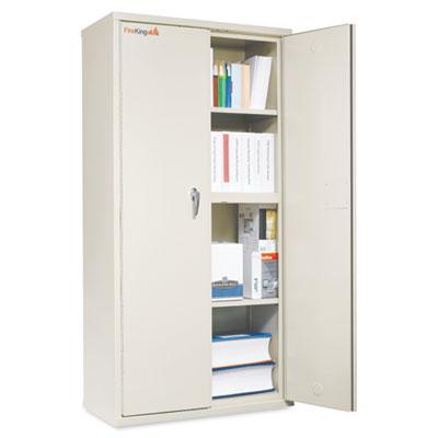 Parchment 400 Series 2 Door Storage Cabinet Color