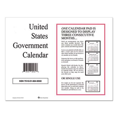 Ucr Academic Calendar 2022.Ucr6649502 Unicor 7510016649502 Monthly Wall Calendar 9 X 11 2021 10 Pack