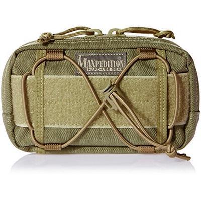 Maxpedition Janus Extension Pocket Pouch Backpack Bag Attachment Khaki 8001K