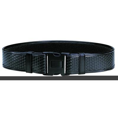 "Bianchi 22123 Black Basketweave AccuMold Elite Duty Belt Small 28/""-34/"""