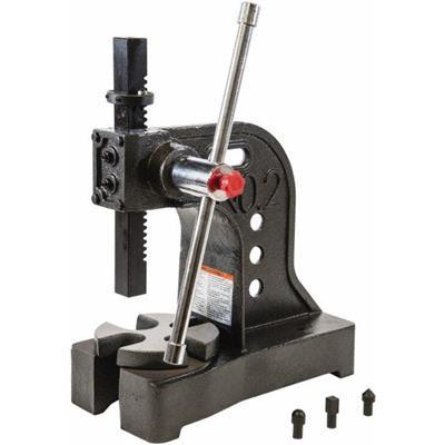 9661201 : Palmgren 2 Ton Pressure, Single Leverage, Manual