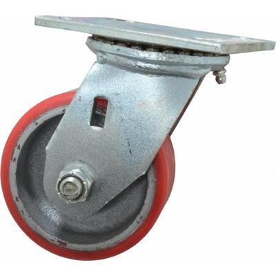 Glide Maxx 5 Inch Diameter x 2 Inch Wide Polyurethane Caster Wheel 1,000 Lb....