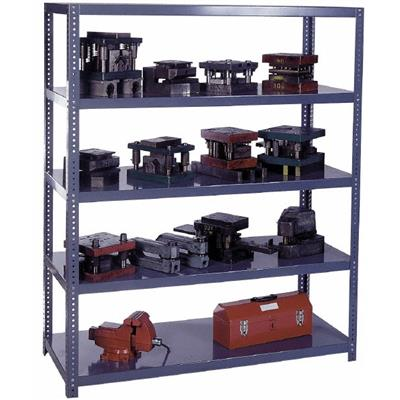 48 Inch Wide 18 Deep Open Shelving Extra Shelf For 5 High Capacity Storage Racks